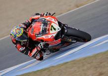 SBK, Jerez 2015. Davies si impone in gara due