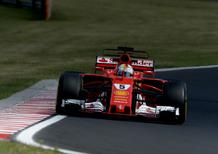 F1, GP Ungheria 2017, Vettel: «Macchina incredibile»