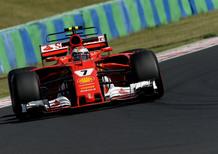 F1, GP Ungheria 2017: la forza mentale e strategica della Ferrari