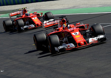 F1, GP Ungheria 2017: vince Vettel. Secondo Raikkonen