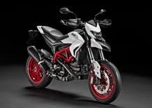 Ducati: nuova colorazione per l'Hypermotard 2018