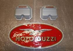coppia coperchi valvole Moto Guzzi v35 ll/v65 lario