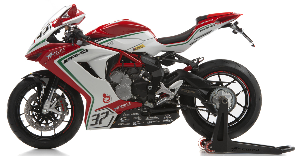 MV Agusta F3 RC 675 e 800 in serie limitata