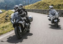 BMW R 1200RS ed R 1200RT: la prova totale