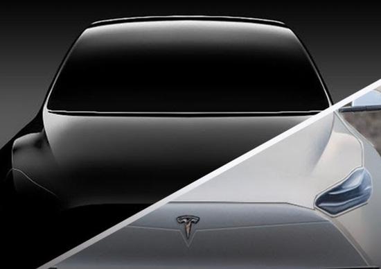 Tesla Model Y, il SUV sarà prodotto su base Model 3