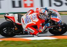 MotoGP. Dovizioso chiude in testa le FP2 a Brno