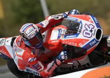 MotoGP. Ducati, una giornata positiva