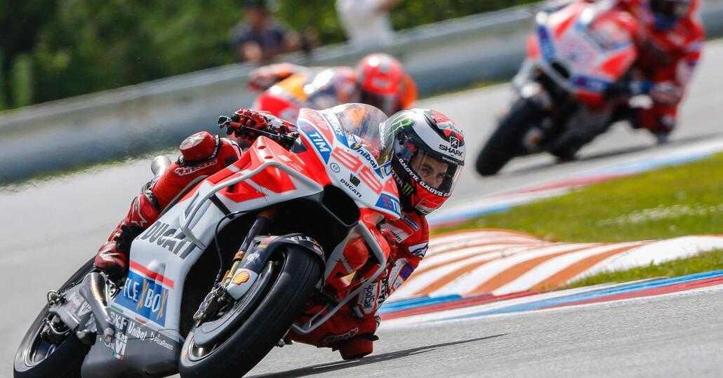 MotoGP. Ducati: errori a ripetizione
