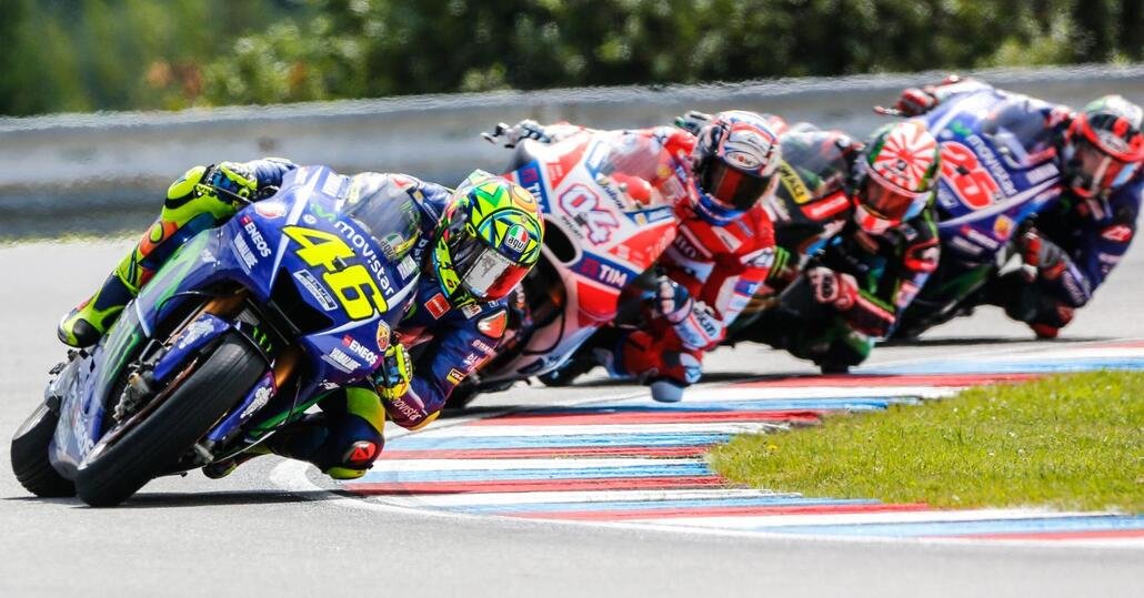 MotoGP. Rossi: Mi è sfuggito il podio per un pelo