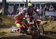 MXGP. Herlings e Prado Garcia vincono il GP del Belgio
