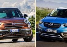 Quale comprare, Confronto: Fiat 500L 1.3 Multijet 95cv Vs Opel Crossland X 1.6 99cv