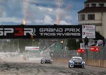 Mondiale Rallycross Canada. Kristoffersson VW sbanca anche Trois-Rivierés
