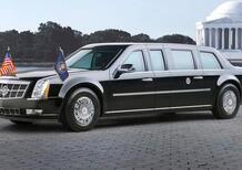 Cadillac One, cosa si nasconde sotto l'auto presidenziale USA?