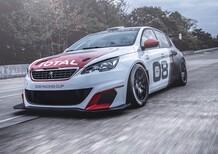 La 308 Racing Cup debutta nel campionato italiano velocità montagna