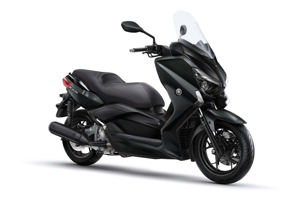 yamaha x max 250 iron max abs 2016 prezzo e scheda tecnica. Black Bedroom Furniture Sets. Home Design Ideas