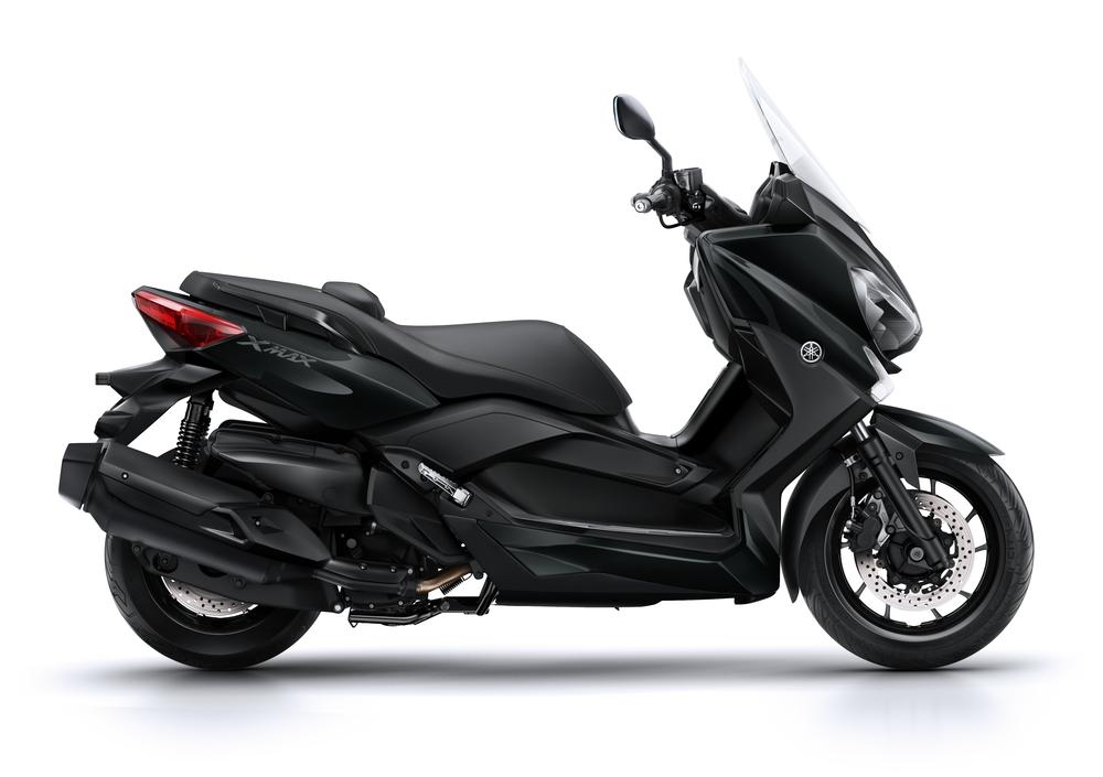 Yamaha X-Max 400 Iron Max ABS (2016) (4)