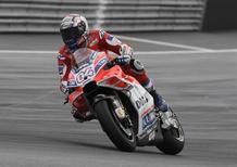 MotoGP. Dovizioso segna il miglior tempo nel warm-up austriaco
