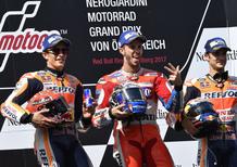 MotoGP. Spunti, considerazioni e domande dopo il GP d'Austria 2017