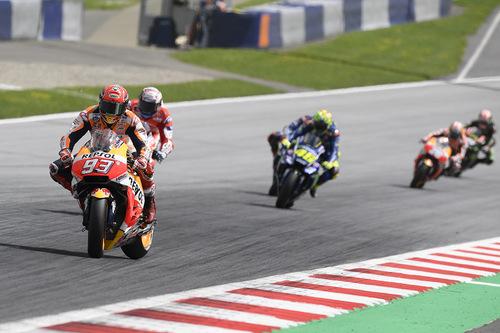 MotoGP. Le foto più belle del GP d'Austria 2017 (4)