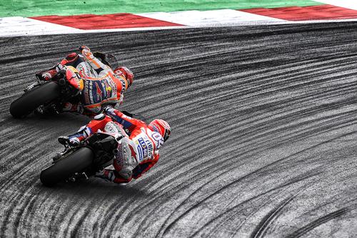 MotoGP. Le foto più belle del GP d'Austria 2017 (8)