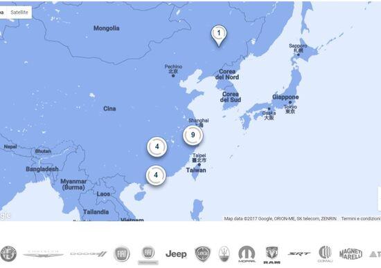 FCA in mani cinesi: non si tratta di Geely