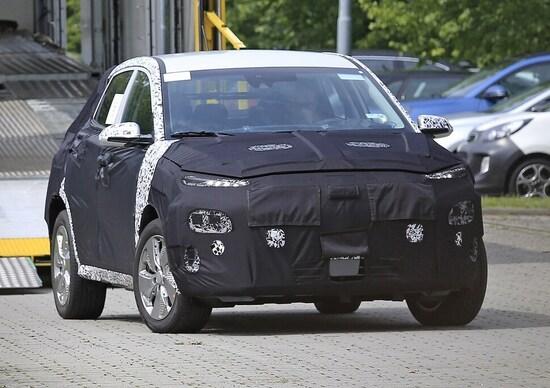 Nuova Hyundai Kona, anche elettrica?