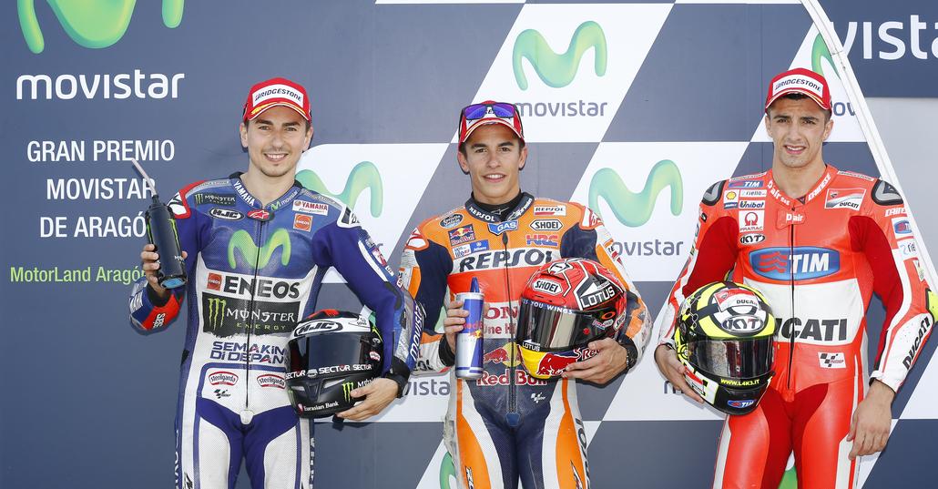 MotoGP, Aragón 2015. Spunti, considerazioni e domande dopo le qualifiche