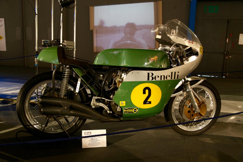 Modena Motor Gallery: le moto