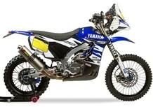 Yamaha WR450F Rally Replica. Dakar e dintorni