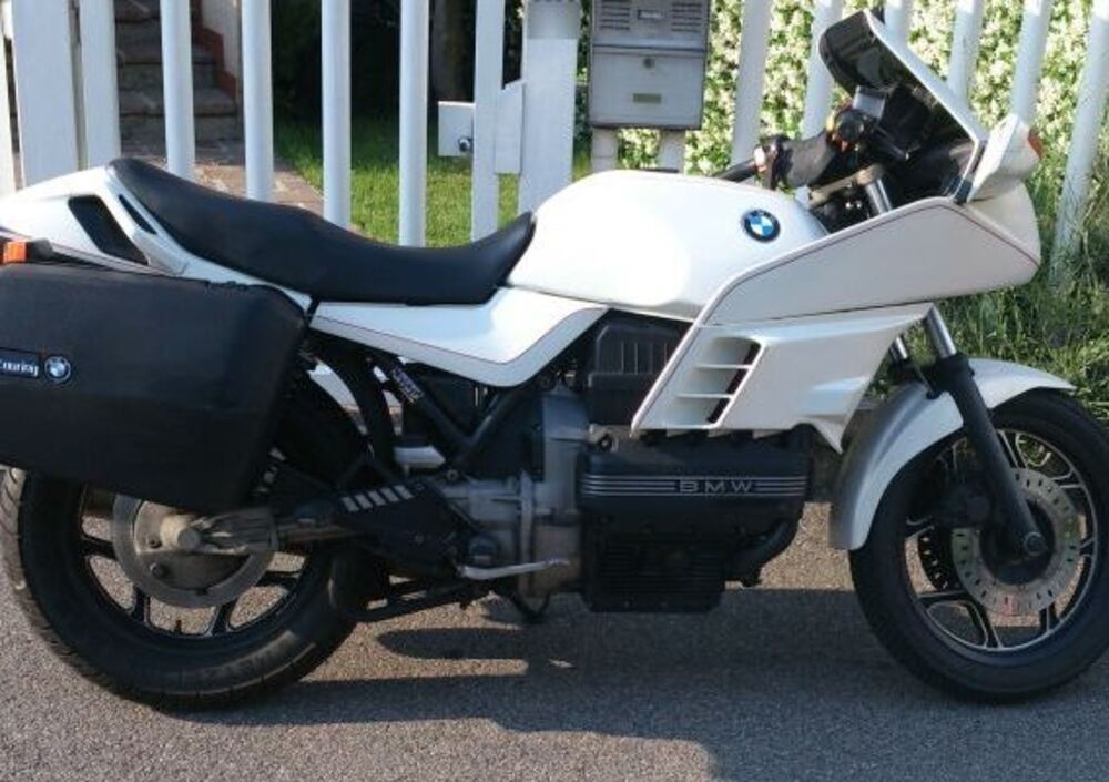 Bmw K 100 Rs Club Prezzo E Scheda Tecnica Moto It
