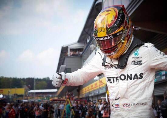 F1, GP Belgio 2017: Hamilton-Vettel, lotta sul filo del cronometro