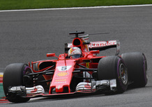 F1, GP Belgio 2017: gomme, ecco perché la strategia della Ferrari non ha pagato