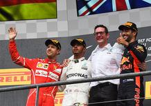 F1, GP Belgio 2017: le pagelle di Spa