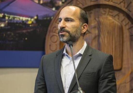 Uber, Dara Khosrowshahi è il nuovo CEO