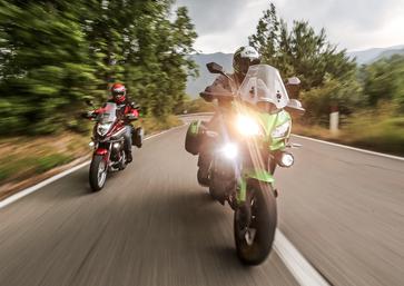 Honda NC 750X DCT vs Kawasaki Versys 650: sfida tra crossover di successo