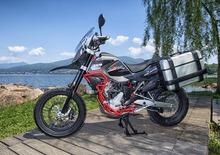 SWM Motorcycle, promozioni per la Superdual