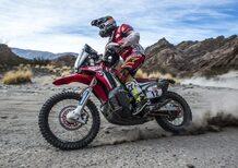 Cross-Country Rally 2017. Desafio Ruta 40. Vince Kevin Benavides (Honda)
