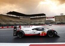 WEC 2017, 6 Ore del Messico: pole per Porsche