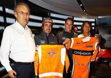 F1, GP Italia 2017: McLaren, una tuta unica per i 40 anni di Sparco