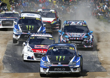 Mondiale Rallycross Francia. Kristoffersson (VW) conquista anche Loehac