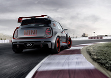 Mini John Cooper Works GP concept, debutto a Francoforte