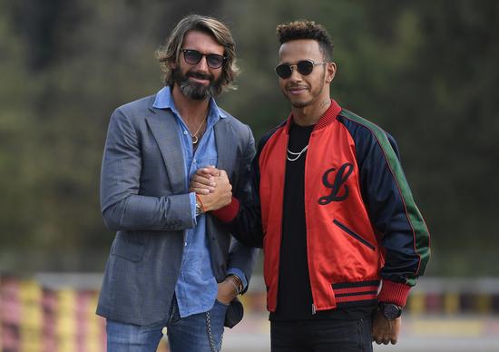 MV Agusta, nuova partnership con Lewis Hamilton