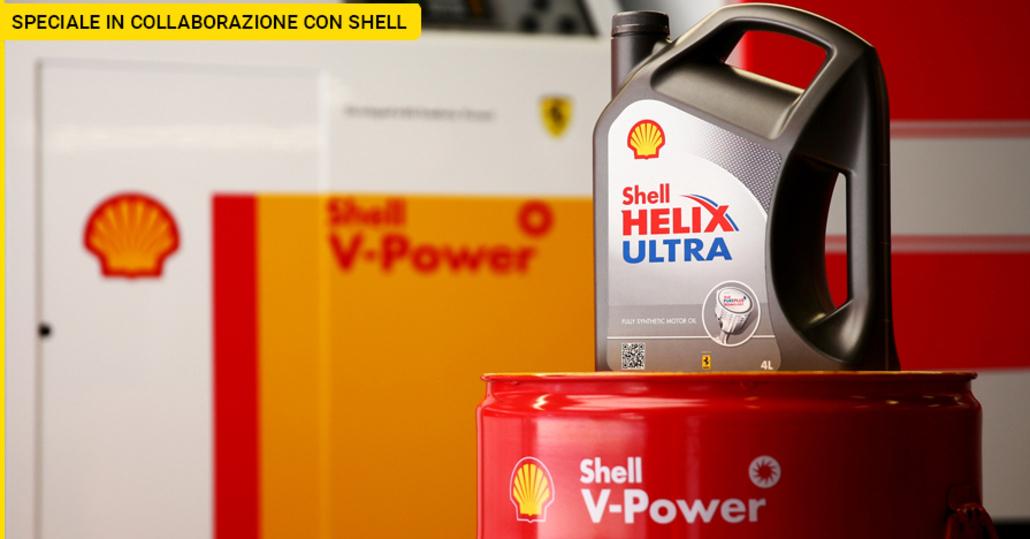 Shell: tra Innovazione, Motorsport e Sviluppo tecnologico di prodotti per uso stradale