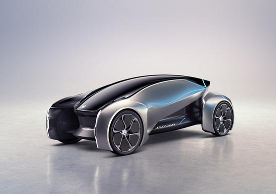 Jaguar Future-Type, svelata la concept