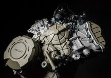 Ducati Desmosedici Stradale, il motore della nuova Panigale V4