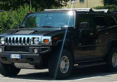 Hummer H2 V8 aut. SUV Luxury del 2003 usata a Milano usata