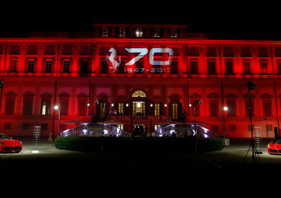 Ferrari si prepara ai grandi festeggiamenti per i 70 anni