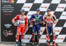 MotoGP 2017. Spunti, considerazioni e domande dopo le qualifiche a Misano