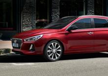 Hyundai i30 Wagon Business al prezzo della 5 porte