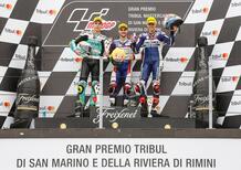 Aegerter e Fenati trionfano in Moto2 e Moto3